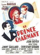 Le prince charmant - French Movie Poster (xs thumbnail)