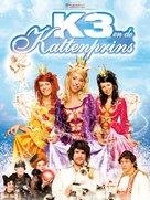 K3 en de kattenprins - Belgian DVD cover (xs thumbnail)