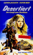 The Triple Echo - German VHS cover (xs thumbnail)