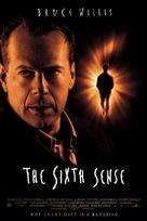 The Sixth Sense - Movie Poster (xs thumbnail)