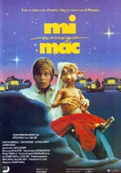 Mac and Me - Spanish Movie Poster (xs thumbnail)
