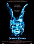 Donnie Darko - French Movie Poster (xs thumbnail)