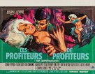 The Carpetbaggers - Belgian Movie Poster (xs thumbnail)
