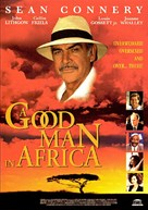 A Good Man in Africa - Dutch Movie Poster (xs thumbnail)