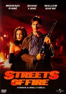 Streets of Fire - DVD movie cover (xs thumbnail)