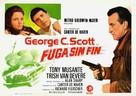 The Last Run - Spanish Movie Poster (xs thumbnail)