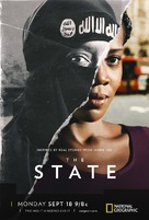 """""""The State"""" - British Movie Poster (xs thumbnail)"""