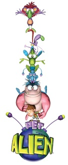 """Pet Alien"" - Movie Poster (xs thumbnail)"