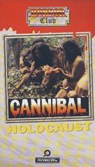 Cannibal Holocaust - Italian VHS movie cover (xs thumbnail)