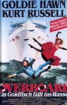 Overboard - German Movie Cover (xs thumbnail)