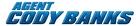 Agent Cody Banks - Logo (xs thumbnail)