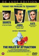 The Rules of Attraction - Danish DVD cover (xs thumbnail)