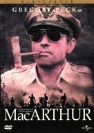 MacArthur - DVD cover (xs thumbnail)