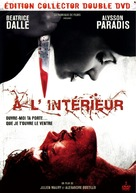 À l'intèrieur - French Movie Cover (xs thumbnail)