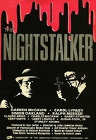 The Night Stalker - Movie Poster (xs thumbnail)