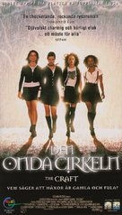 The Craft - Swedish Movie Cover (xs thumbnail)