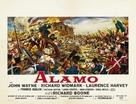 The Alamo - Belgian Movie Poster (xs thumbnail)