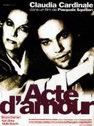 Atto di dolore - French Movie Poster (xs thumbnail)