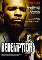 Redemption: The Stan Tookie Williams Story - French DVD cover (xs thumbnail)