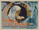 Lady of the Tropics - Movie Poster (xs thumbnail)