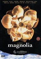 Magnolia - Danish DVD cover (xs thumbnail)