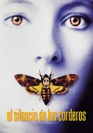 The Silence Of The Lambs - Spanish Movie Poster (xs thumbnail)