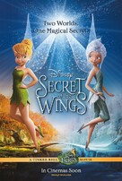 Secret of the Wings - Movie Poster (xs thumbnail)