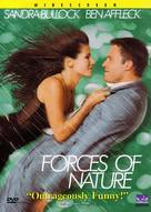 Forces Of Nature - DVD movie cover (xs thumbnail)