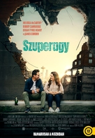 Superintelligence - Hungarian Movie Poster (xs thumbnail)