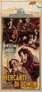 Border Incident - Italian Movie Poster (xs thumbnail)