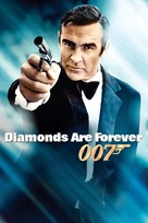 Diamonds Are Forever - DVD cover (xs thumbnail)
