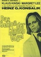 La bestia uccide a sangue freddo - German Movie Poster (xs thumbnail)