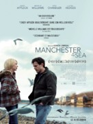 Manchester by the Sea - French Movie Poster (xs thumbnail)