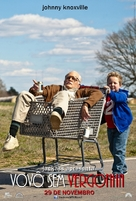 Jackass Presents: Bad Grandpa - Brazilian Movie Poster (xs thumbnail)