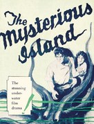 The Mysterious Island - poster (xs thumbnail)