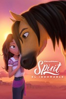 Spirit Untamed - Mexican Video on demand movie cover (xs thumbnail)