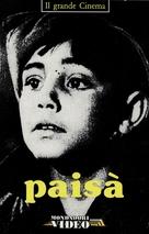 Paisà - Italian VHS cover (xs thumbnail)