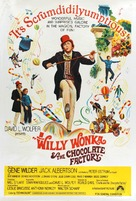 Willy Wonka & the Chocolate Factory - Australian Movie Poster (xs thumbnail)
