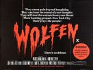 Wolfen - British Movie Poster (xs thumbnail)