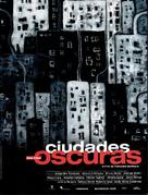 Ciudades oscuras - Mexican Movie Poster (xs thumbnail)