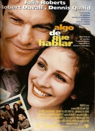 Something To Talk About - Spanish Movie Poster (xs thumbnail)