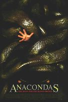 Anacondas: The Hunt For The Blood Orchid - Movie Poster (xs thumbnail)