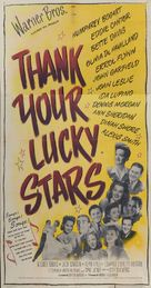 Thank Your Lucky Stars - Movie Poster (xs thumbnail)