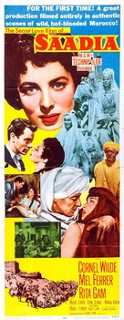 Saadia - Movie Poster (xs thumbnail)