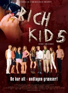 Rich Kids - Danish Movie Poster (xs thumbnail)