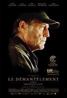 Le Démantèlement - Canadian Movie Poster (xs thumbnail)