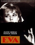 Eva - French Movie Poster (xs thumbnail)
