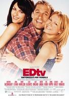 Ed TV - Italian Movie Poster (xs thumbnail)