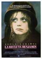 Private Benjamin - Spanish Movie Poster (xs thumbnail)