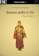 Francesco, giullare di Dio - DVD cover (xs thumbnail)